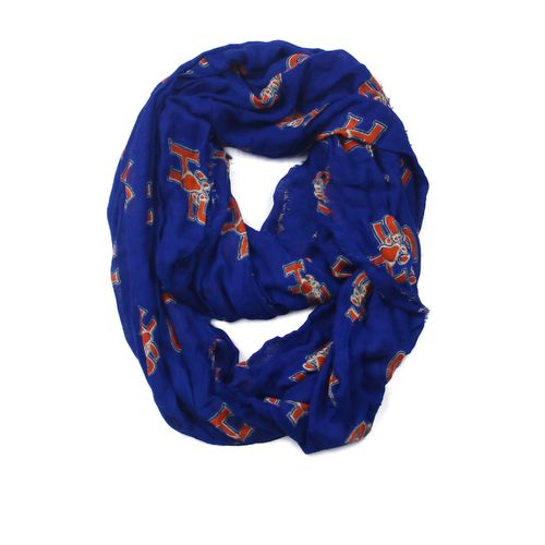ZooZatz Women's Sam Houston State University Infinity Scarf