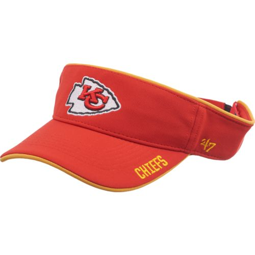 '47 Kansas City Chiefs Top Rope Visor