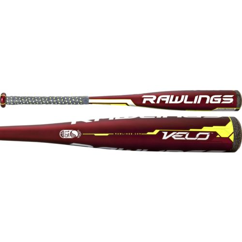 Rawlings Youth Velo Hybrid Alloy Senior League Baseball Bat -10