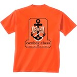 New World Graphics Boys' Oklahoma State University Southern Anchor T-shirt