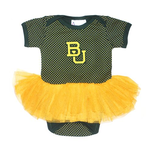 Two Feet Ahead Infant Girls' Baylor University Pin