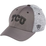 Top of the World Men's Texas Christian University Season 2-Tone Cap