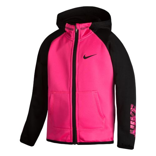 Nike Girls' Therma-FIT Full Zip Hoodie