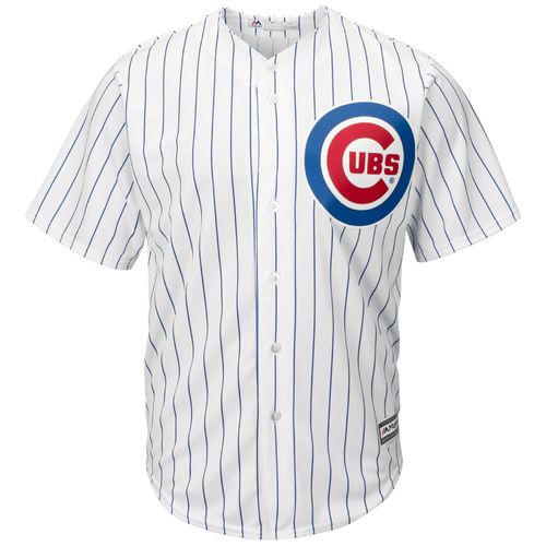 Majestic Men's Chicago Cubs Ernie Banks #14 Cool Base Replica Jersey - view number 3