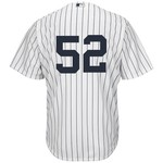Majestic Men's New York Yankees CC Sabathia #52 Cool Base® Jersey - view number 2