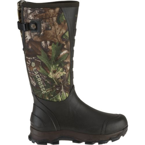 Display product reviews for LaCrosse® Men's 4xAlpha Realtree Xtra® Green Snake Boots