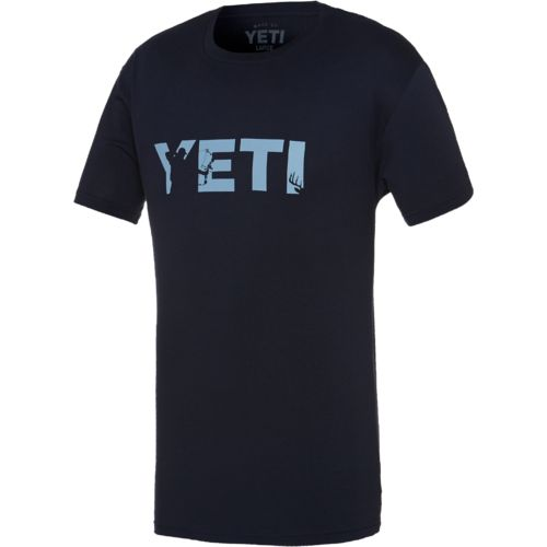 Display product reviews for YETI Men's Full Draw Hunter T-shirt