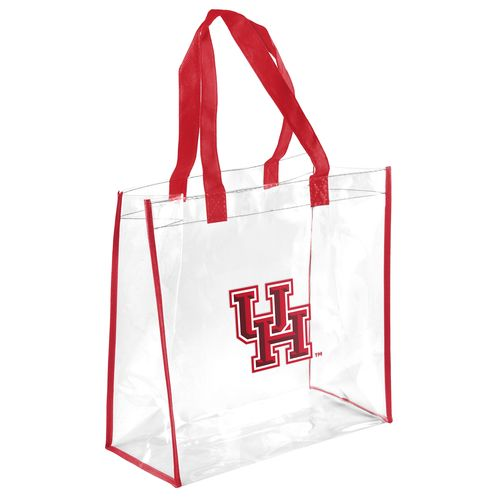 Display product reviews for Team Beans University of Houston Clear Reusable Bag