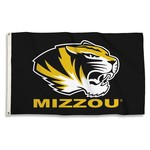 BSI University of Missouri Fan Flag - view number 1