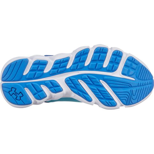 Under Armour Girls' Pre-School Assert 6 Running Shoes - view number 5