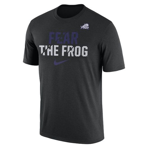 Nike Men's Texas Christian University Legend Ignite T-shirt