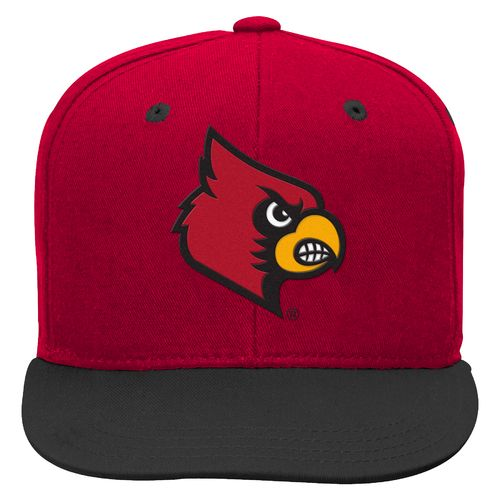 adidas™ Boys' University of Louisville Flat Brim