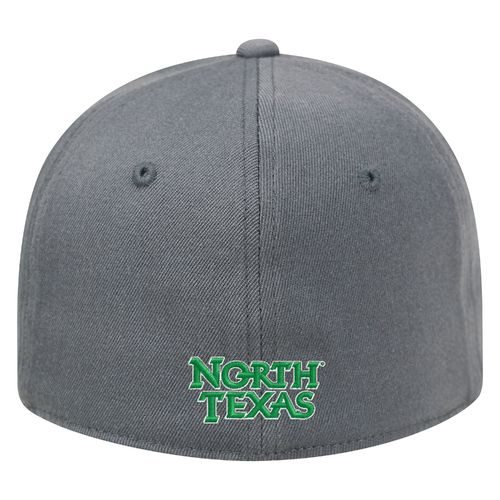Top of the World Adults' University of North Texas Premium Collection Memory Fit™ Cap - view number 2
