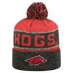 Top of the World Men's University of Arkansas Below Zero Cuffed Knit Cap