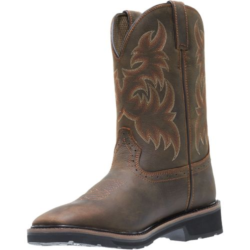 Wolverine Men's Rancher Wellington Work Boots - view number 7