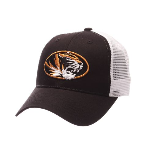 Zephyr Men's University of Missouri Big Rig 2T Mesh Back Cap