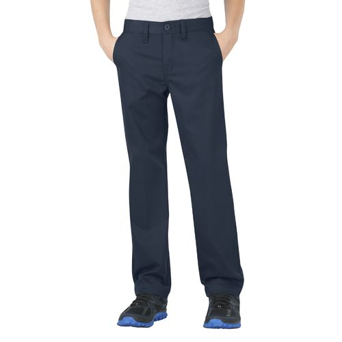 Dickies Boys' Slim Fit Straight Leg Pant