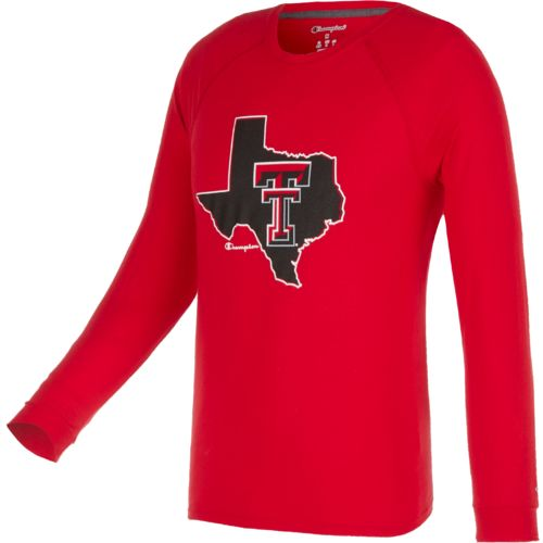 Champion™ Men's Texas Tech University Long Sleeve T-shirt