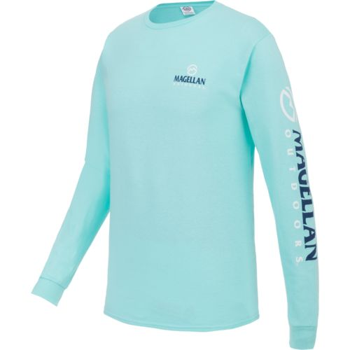 Magellan Outdoors™ Adults' Long Sleeve Graphic T-shirt