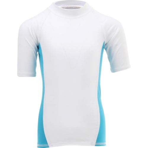 O'Rageous Boys' Short Sleeve Rash Guard