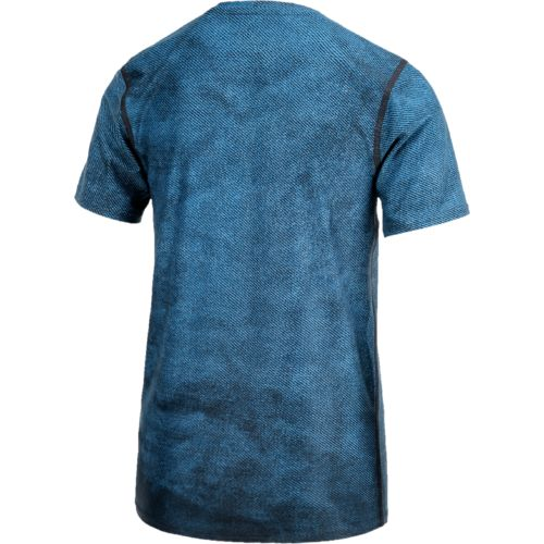 BCG Boys' Baseball Word Fitted Compression T-shirt - view number 2