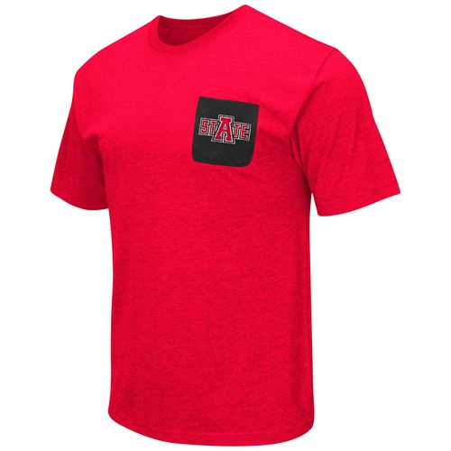 Colosseum Athletics™ Men's Arkansas State University Banya Pocket T-shirt