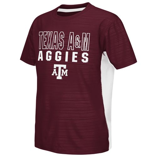 Colosseum Athletics™ Youth Texas A&M University In the Vault Cut and Sew T-shirt