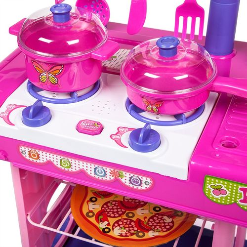 World Tech Toys Glamour Girlz My Kitchen Playset with Light and Sound - view number 2
