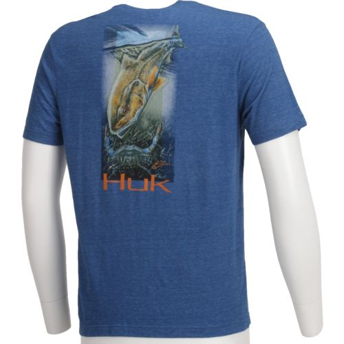 Display product reviews for Huk Men's KScott Let's Fight T-shirt