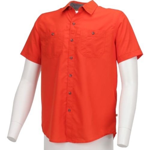 Display product reviews for Magellan Outdoors Men's Caprock Short Sleeve Shirt