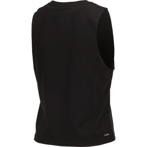 adidas Women's Script Muscle Tank Top - view number 2