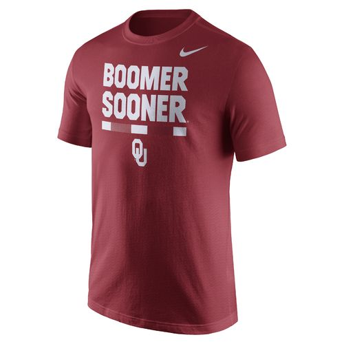 Nike™ Men's University of Oklahoma Local Verbiage T-shirt