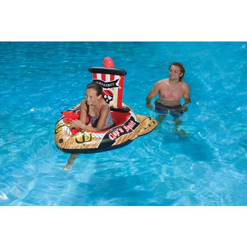 Poolmaster® Pirate Ship with Action Squirter - view number 3