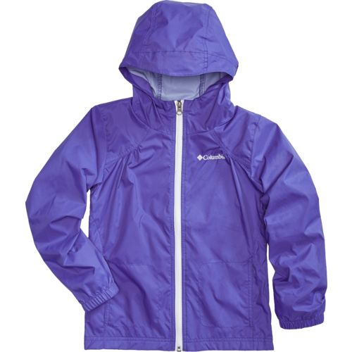 Columbia Sportswear Girls' Switchback Rain Jacket - view number 4