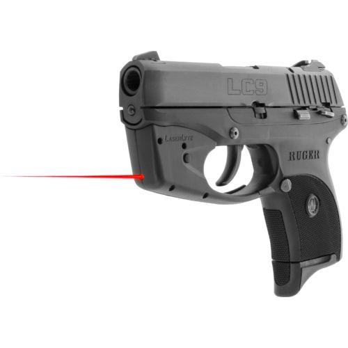 Laserlyte Ruger Lcp Side Mount Laser: LaserLyte Ruger LC9/LCP/LC380 Trigger Guard Laser Sight