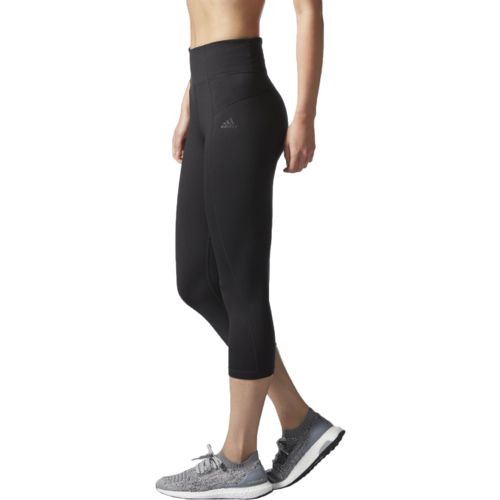 adidas Women's Performer High Rise 3/4 Tight - view number 4