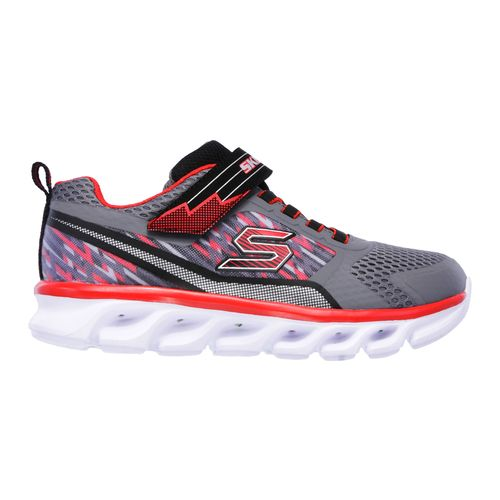 SKECHERS Boys' S Lights Hypno-Flash Tremblers Shoes - view number 1