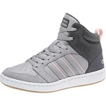 adidas Women's cloudfoam Super Hoops Mid Basketball Shoes - view number 2