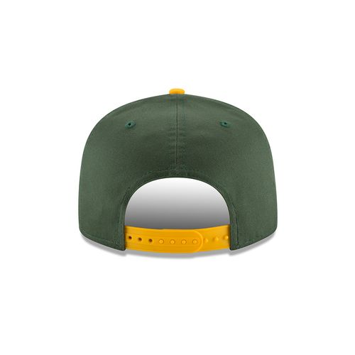 New Era Men's Green Bay Packers 9FIFTY Baycik Snapback Cap - view number 2