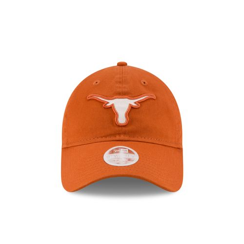 New Era Women's University of Texas Team Glisten 9TWENTY Cap - view number 4