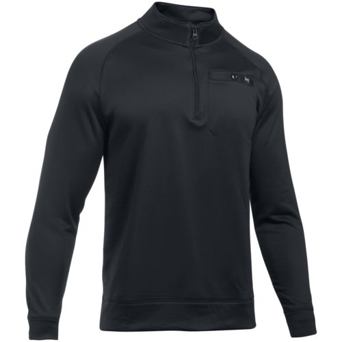 Display product reviews for Under Armour Men's Shoreline 1/4 Zip Pullover Hoodie