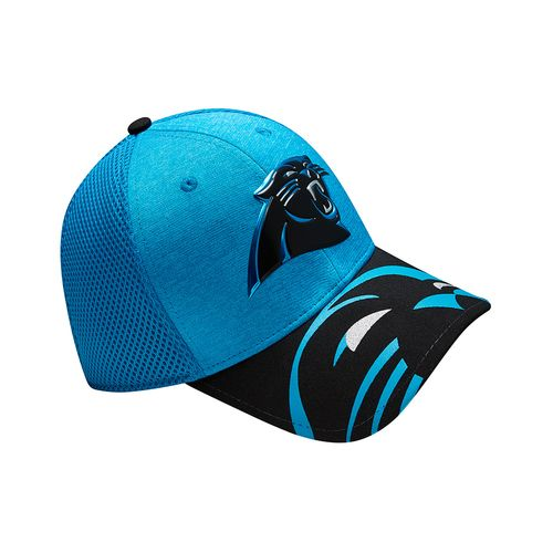 New Era Men's Carolina Panthers 39THIRTY NFL17 On Stage Cap - view number 8