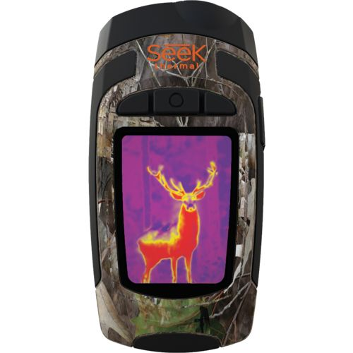 Seek Thermal Reveal FastFrame Extended Range Handheld Thermal Imager