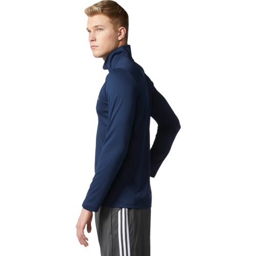 adidas Men's Essentials Tech 1/4 Zip Training Pullover - view number 3