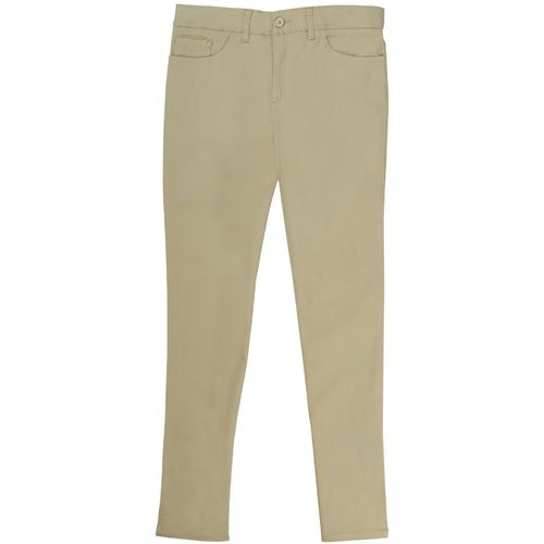 French Toast Girls' Skinny 5 Pocket Uniform Pant