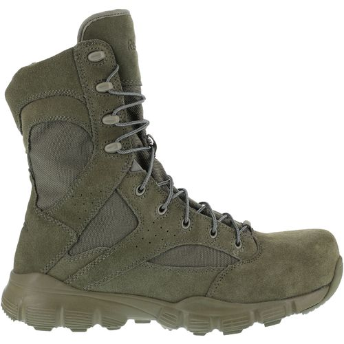 Display product reviews for Reebok Men's Dauntless Air Force 8 in Composite Toe Tactical Work Boots