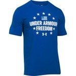 Under Armour Men's Freedom Stars Short Sleeve T-shirt - view number 1