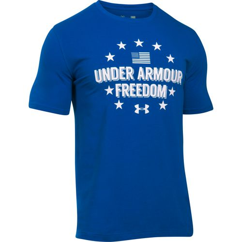 Under Armour Men's Freedom Stars Short Sleeve T-shirt