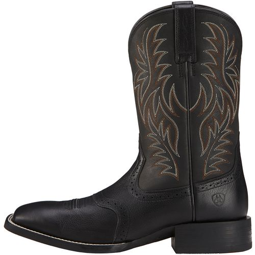 Display product reviews for Ariat Men's Sport Western Wide Square Toe Roper Boots