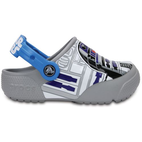 Crocs Boys' Fun Labs Lights R2D2 Clogs